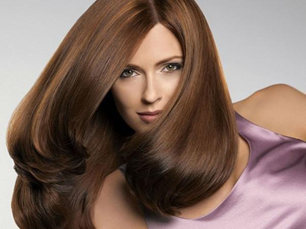 Колорирование волос на темные волосы фото варианты
