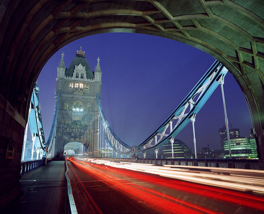Мост в великобритании как называется