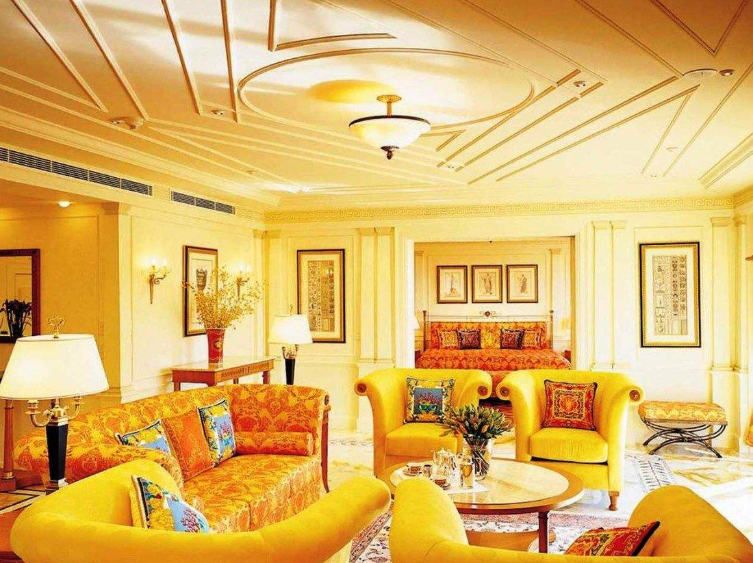 желтая гостиная в картинках публикует