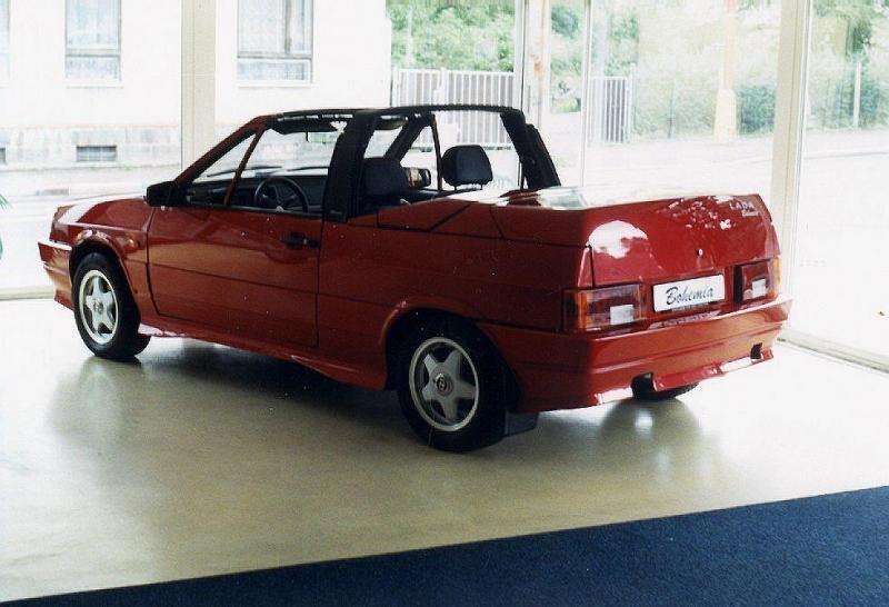 А вы знали о существовании Lada 2108 Natasha? Я нет.