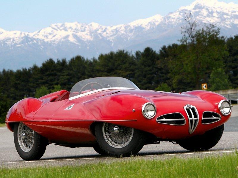 Alfa Romeo 1900 C52 Disco Volante Spider (1359)