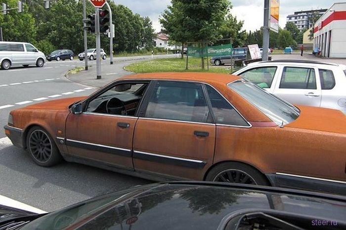 Audi V8 (A8 D1)