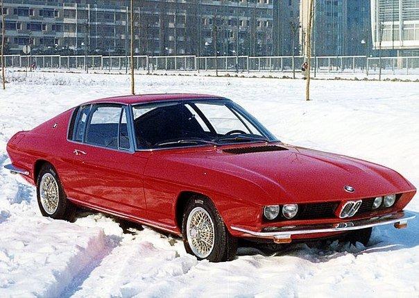 BMW 2000ti 1967