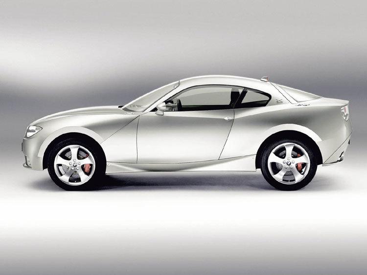 BMW Х coupe