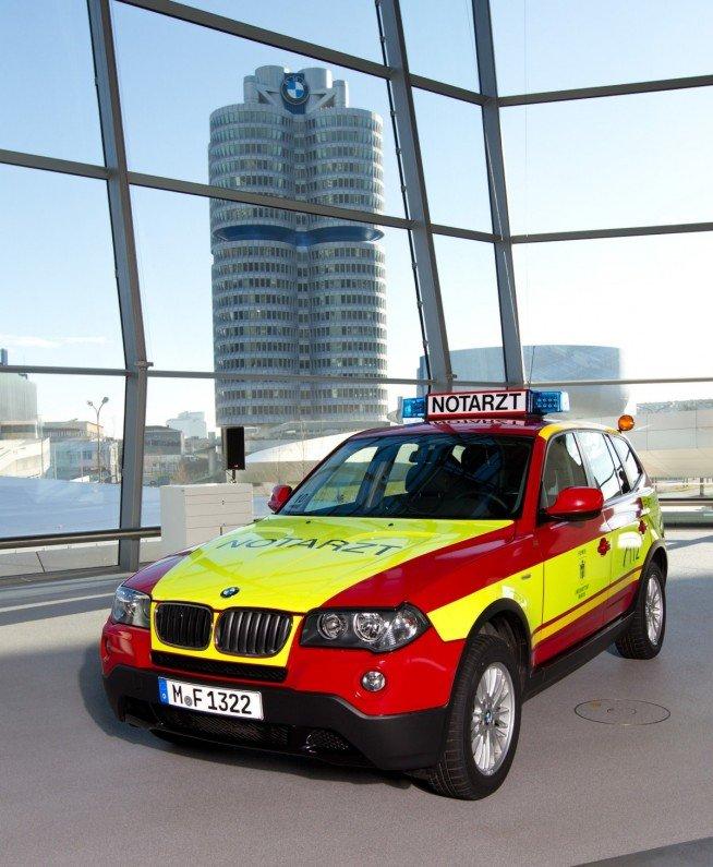 BMW-X3-E83 Для Мюнхена