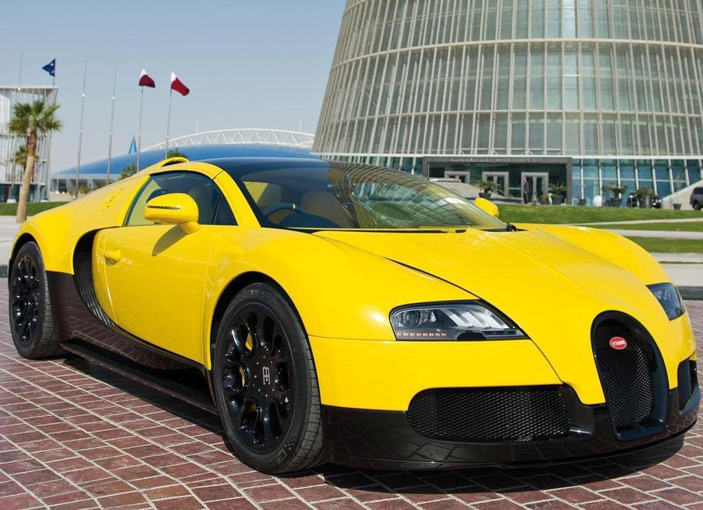 машины желтого цвета картинки отличается