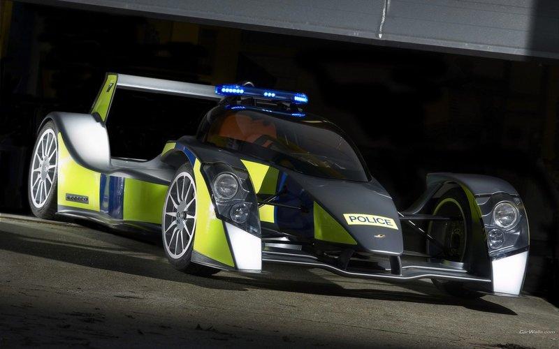 Caparo T1 Police обои, картинки, фото