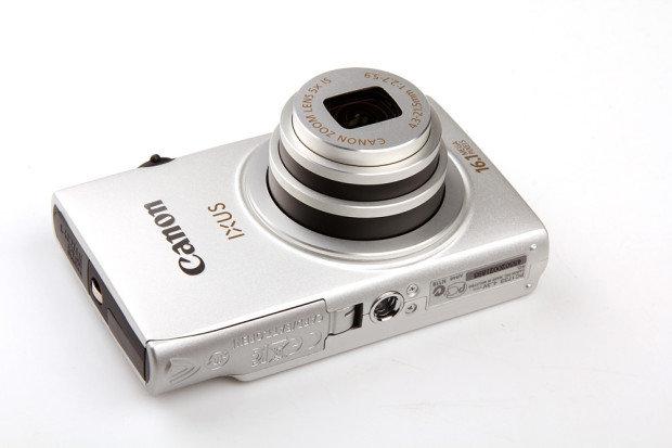 Что в коробке: фотоаппарат Canon IXUS 125 HS | Блог Photopoint
