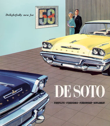 DeSoto Fireflite