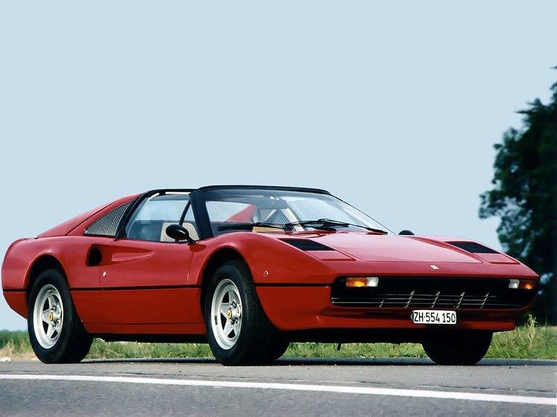 Ferrari 208/308 GTS