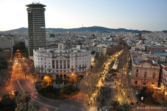 Фото Барселоны, Испания. Фотографии Барселоны от туристов на Туристер.Ру