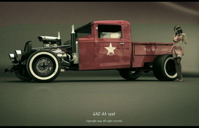 GAZ-AA 1936