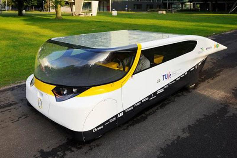 Гонка будущего или автомобили на солнечных батареях