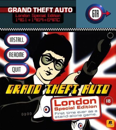 GTA: London, 1961 Special Edition