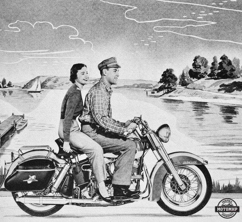Harley-Davidson | Мотомир Вячеслава Шеянова
