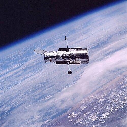 Космический орбитальный телескоп Хаббл