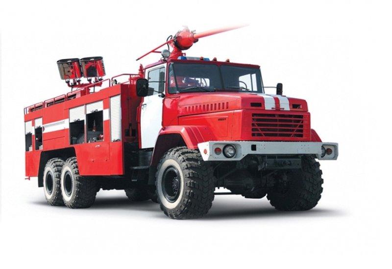 Купить спецтехнику пожарную краз аkt-2/5 (63221)-262.02 по договорной цене в Кременчуге, Украина