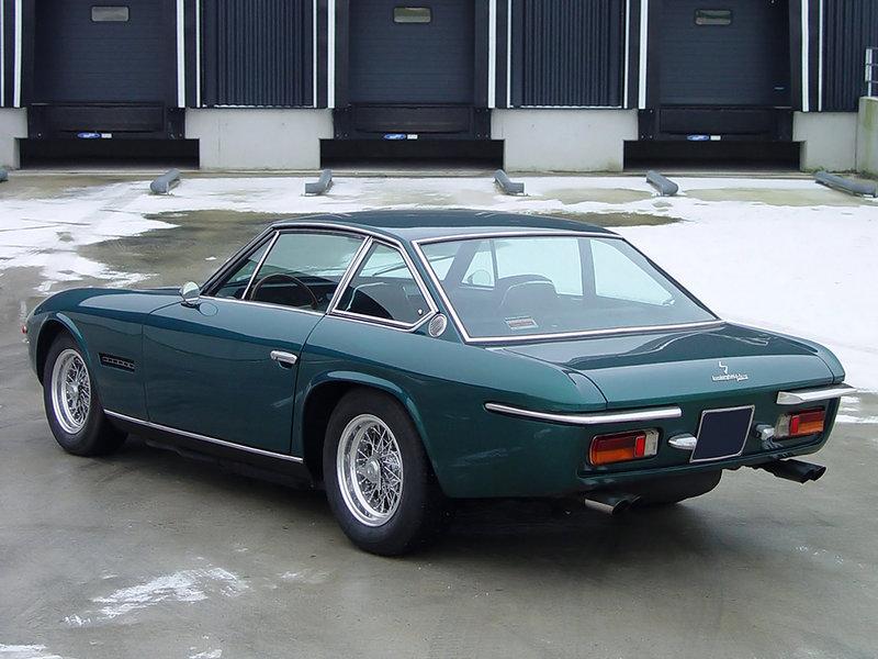 Lamborghini Islero  1968-69   WikiAutos.ru