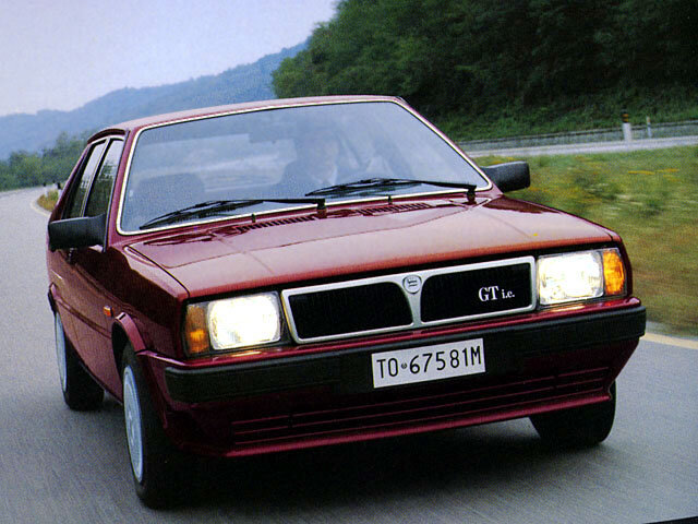 Lancia Delta 1980 характеристики и отзывы - ROTATE.com.ua