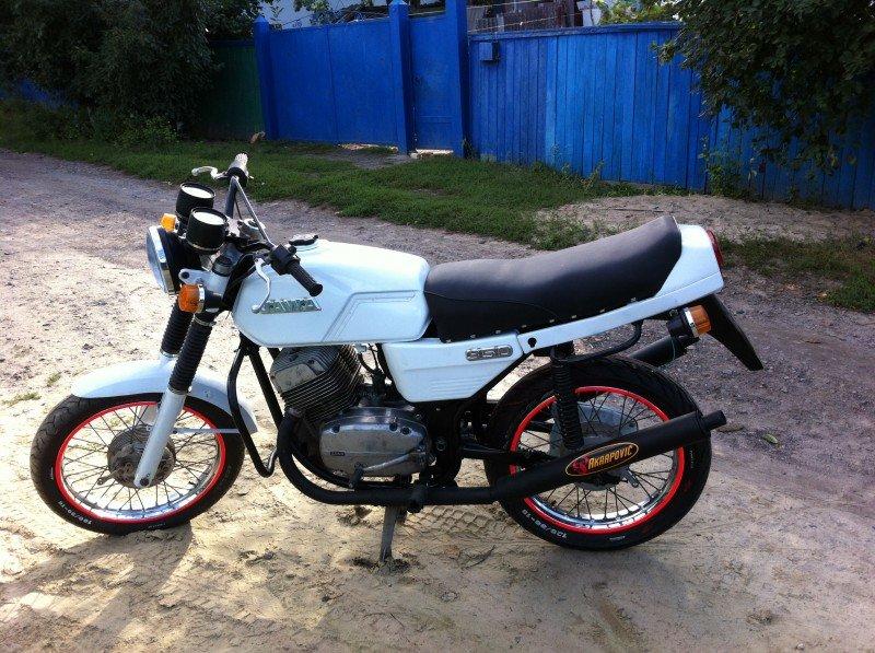 Личный опыт Jawa 350 typ 638 1991 - Восстановление моей Явы / БайкПост