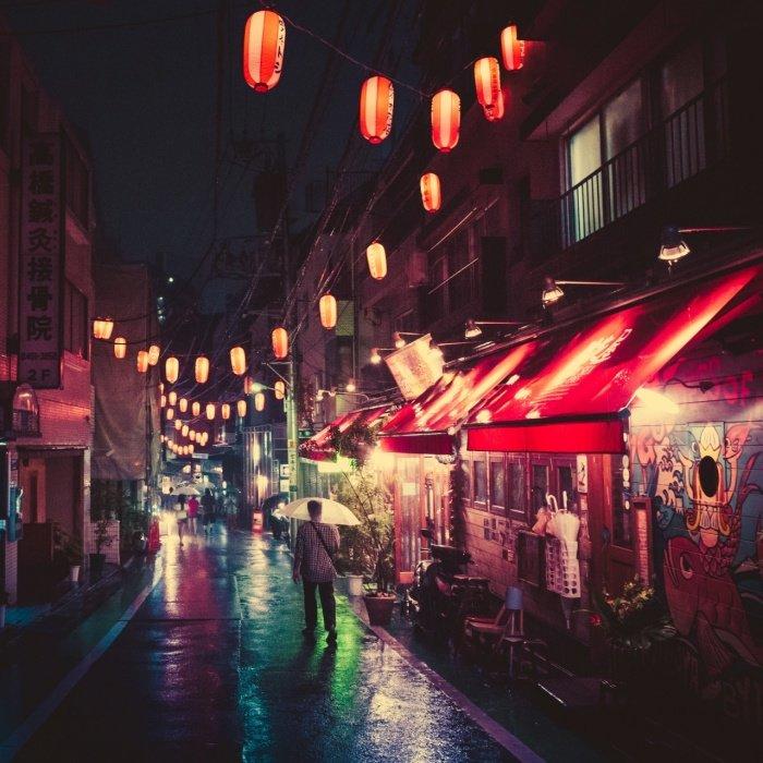 Манящий ночной Токио / Персональный блог jeday_hakimaru