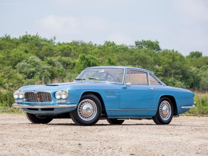 Maserati 3500 GT Speciale by Italsuisse