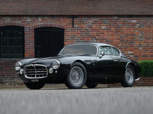 Maserati A6G 2000 Frua Berlinetta