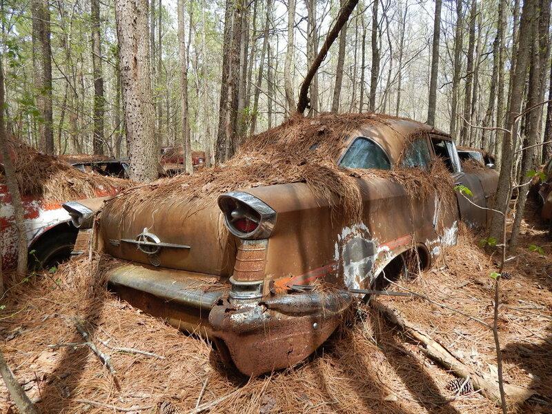 Машины с полувековой историей