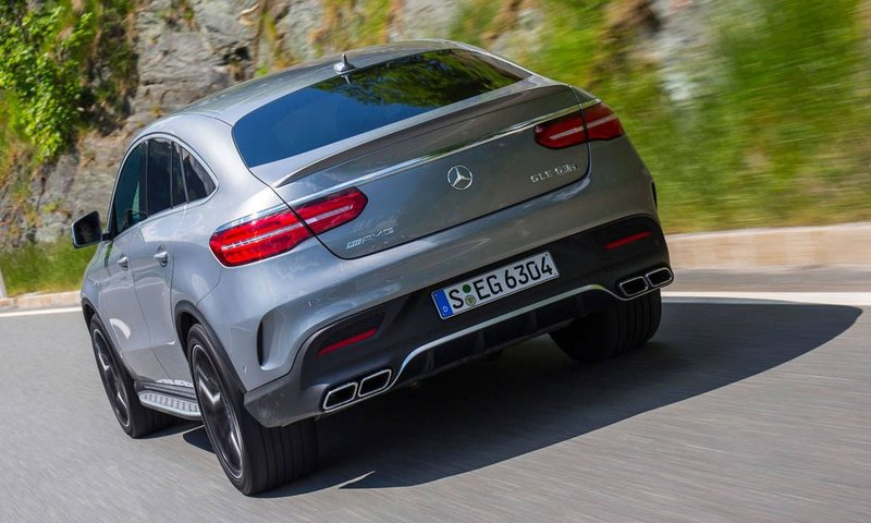 Mercedes GLE 63 S Coupe AMG