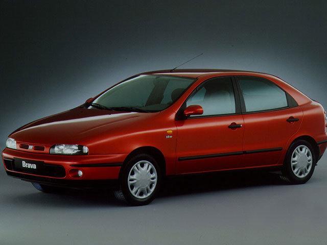 Модификации Fiat Brava всех годов выпуска