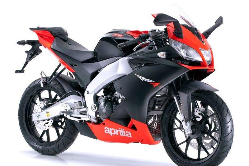 Мотоцикл Aprilia RS4 125