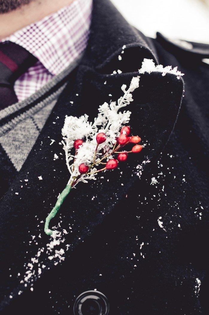 Наша 10-ка сюжетов для зимней свадебной фотосессии