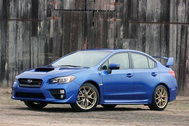Новая Subaru WRX STI 2015: фото, цена, технические характеристики