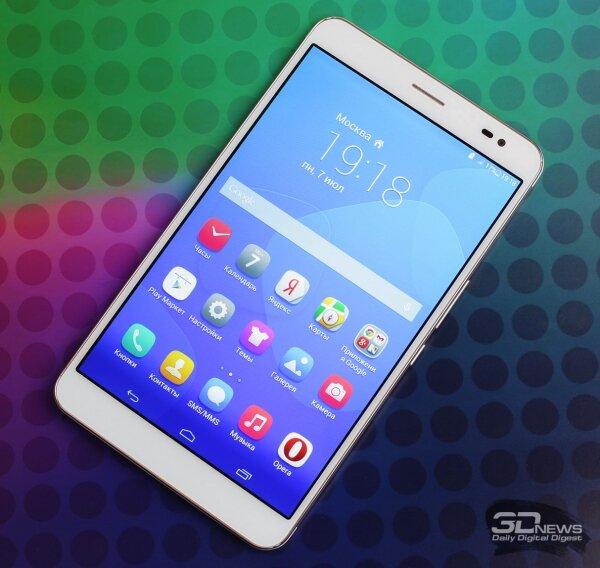 Обзор Huawei MediaPad X1