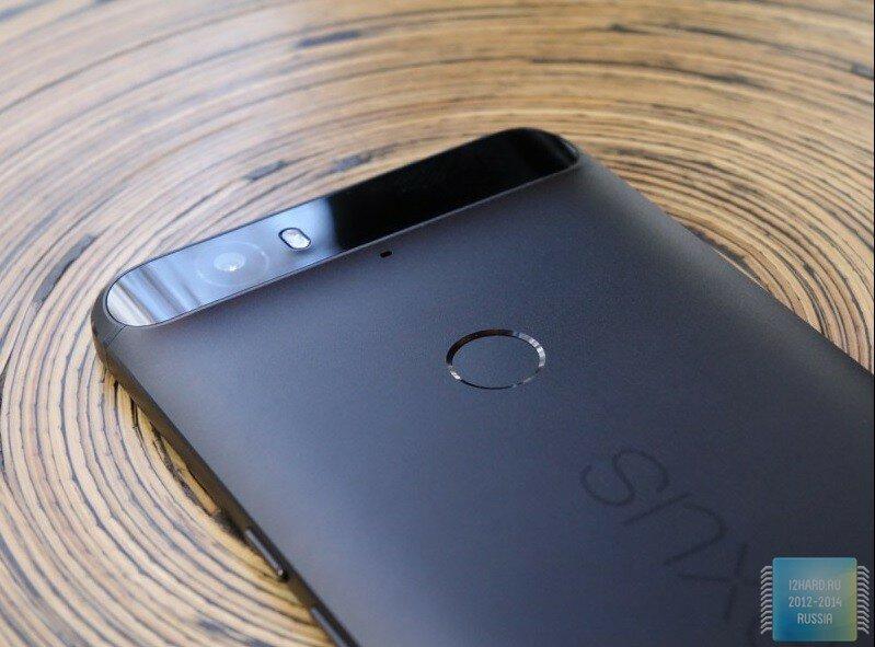 Обзор смартфона Huawei Nexus 6P от Google
