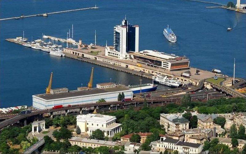 Одесский морвокзал