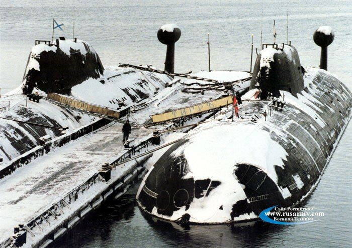 Подводная лодка проекта 971