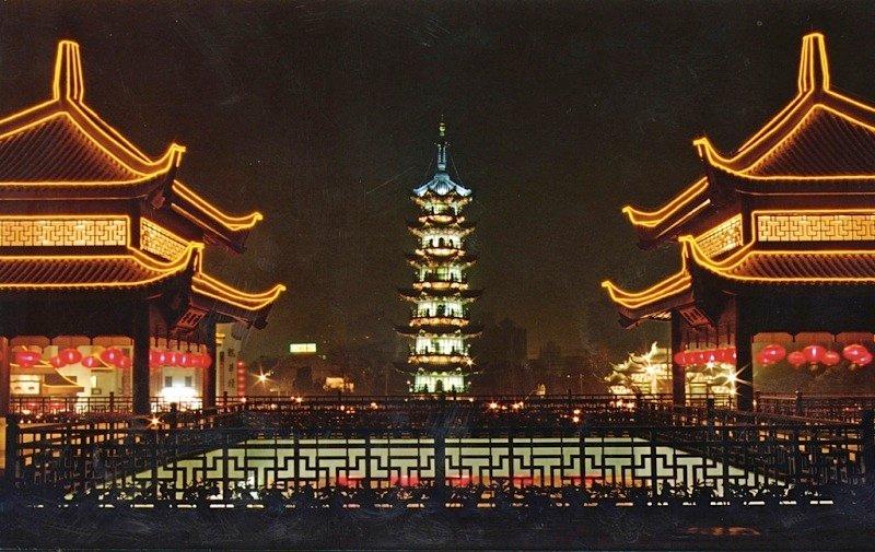 Шанхай за три дня. Что посмотреть
