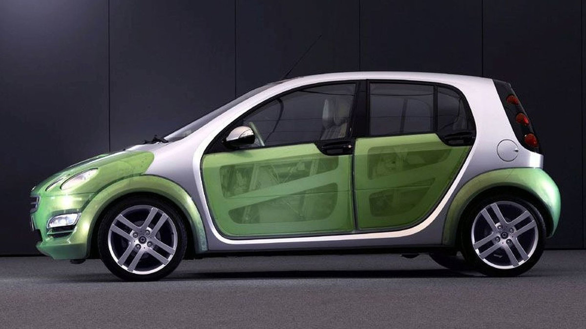 quotsmart forfour style hot amp tropic conceptquot � card from