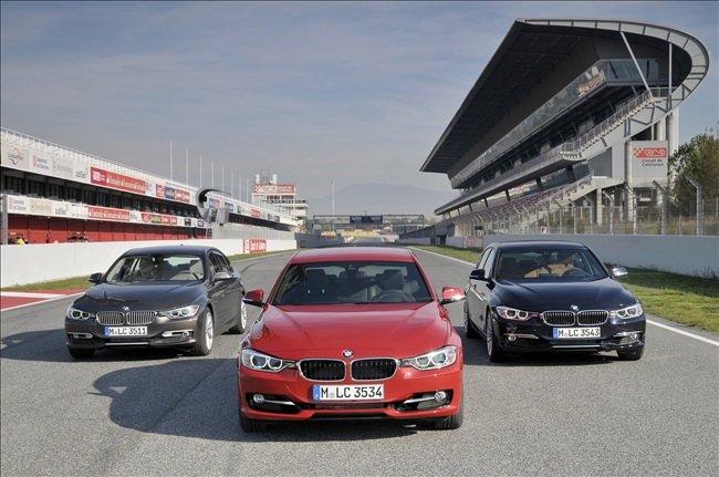 Тест-драйв новой BMW 3 серии 320d (F30). — BMW BLOG