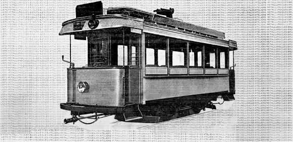 Трамваи начала XX века