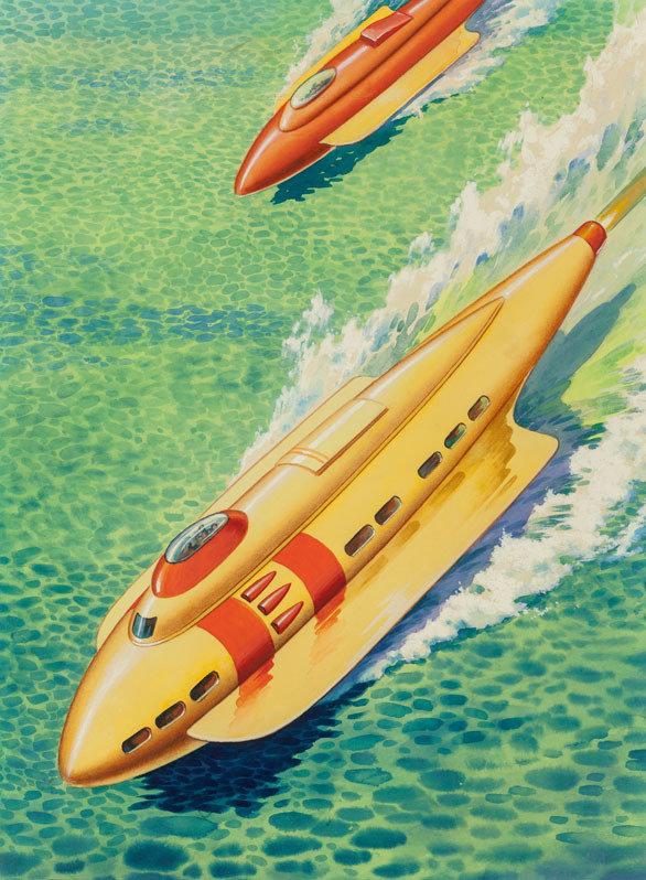 Транспорт на воде