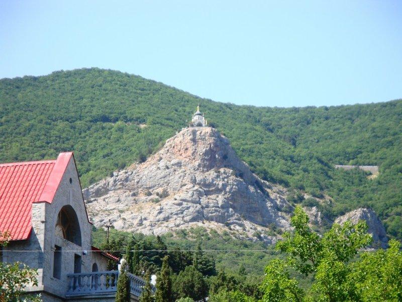Церковь на скале Форос