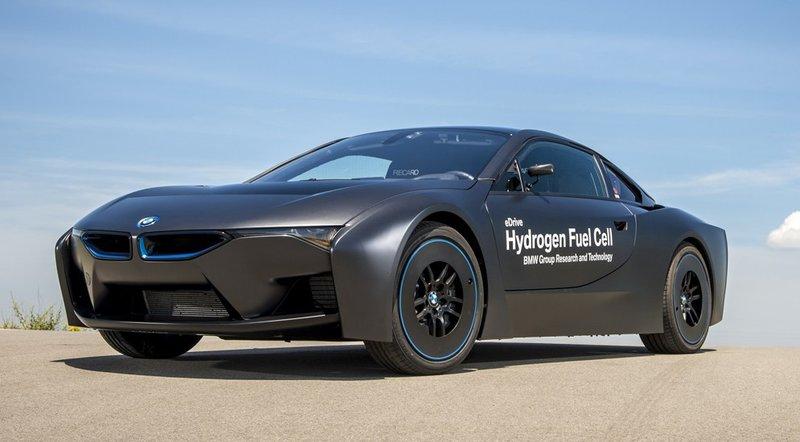 В BMW придумали, как заткнуть за пояс Toyota Mirai - Колеса.ру