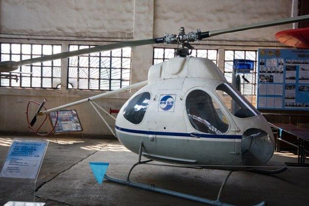 Вертолет В-7