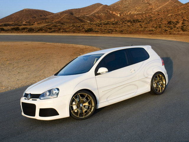 Volkswagen Golf Thunder Bunny Concept