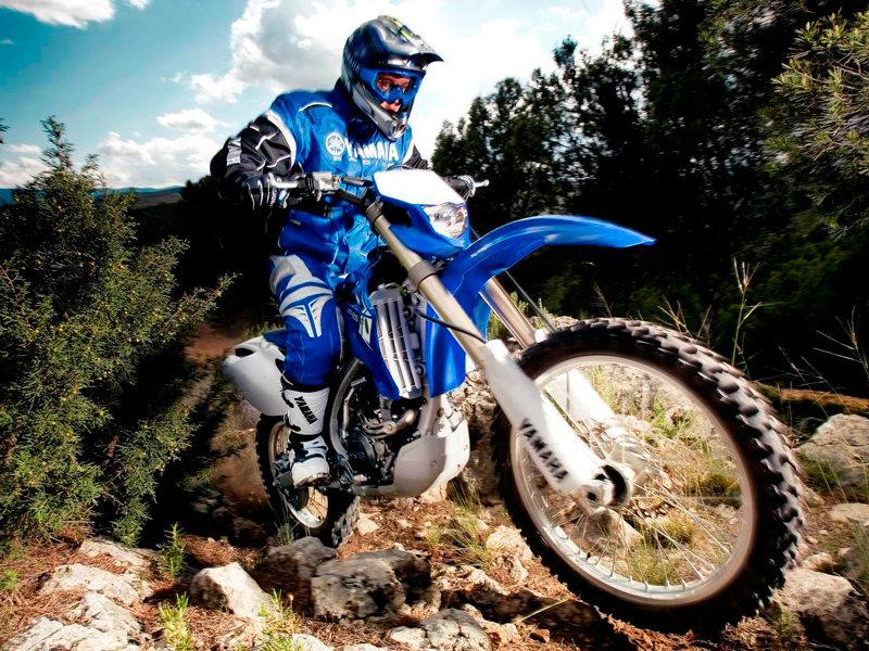 Yamaha WR250F (2013). Новый эндуро мотоцикл Ямаха 250 Ф. Цена - комментарии.