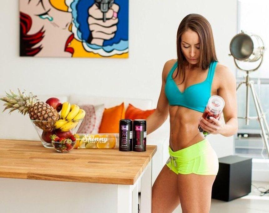 худеем в спортзале правильное питание