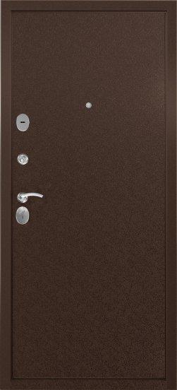 Металлическая входная дверь Torex СТЕЛ МЕТАЛЛ. В наличии от 12 950 рублей. Звоните: ☎ 8 800 100 45 05. Гарантия до 7 лет!