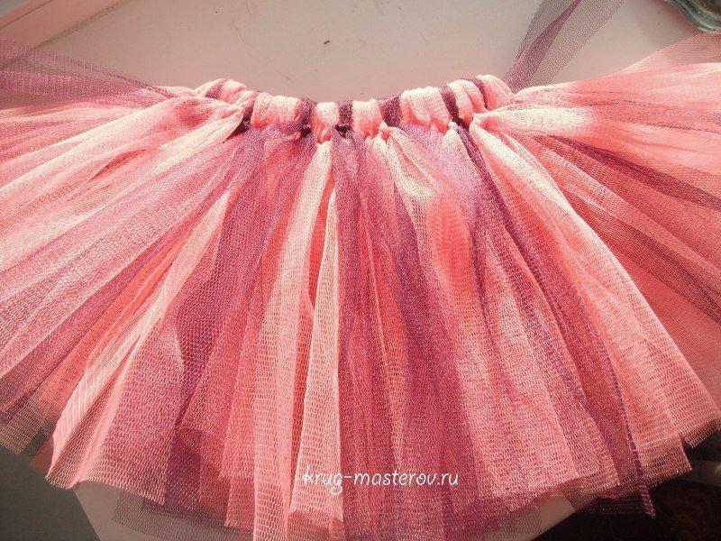 Сшить модную юбку для девочки своими руками